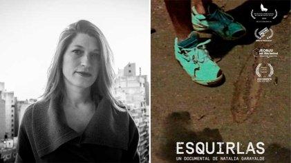 """Esquirlas, de Natalia Garayalde: """"No había una división entre lo personal y lo político"""""""