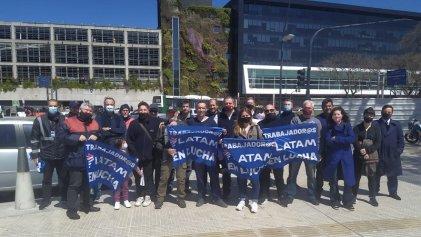 Trabajadores de Latam solicitan una reunión con el presidente de Aerolíneas Argentinas