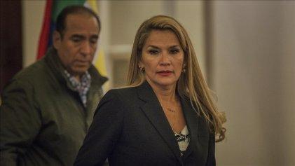 La Corte Internacional de DD. HH. rechazó demandas de Jeanine Áñez