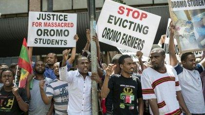 Etiopía: más de 400 muertos en brutal represión a protestas estudiantiles