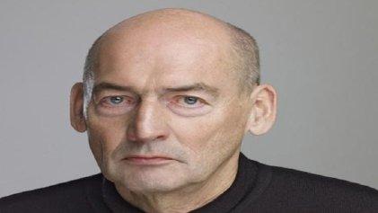 """Rem Koolhaas: """"Me paso a la política para que Holanda no sea la siguiente en salir de la UE"""""""