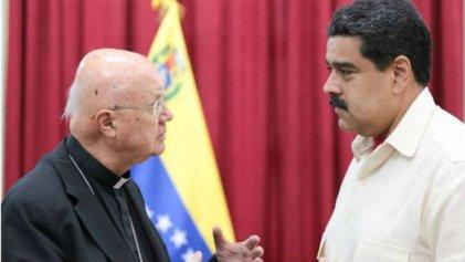 La controversial carta del Vaticano a la mesa de diálogo entre chavismo y oposición