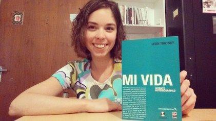 """Primer video booktuber """"Mi Vida"""" de León Trotsky"""