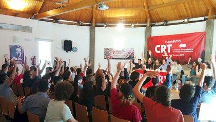 Gran Congreso de fundación de la CRT (Corriente Revolucionaria de Trabajadores y Trabajadoras)