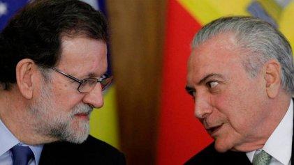 El imperialismo español y las movilizaciones en Brasil