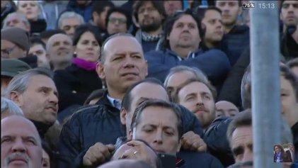 Pasaron lista y Berni dio el presente en Arsenal