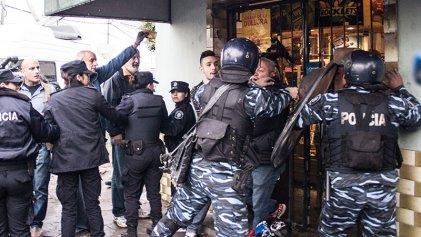 PepsiCo: las fuerzas de seguridad también reprimieron a periodistas