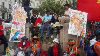 Más represión y ajuste para el magisterio peruano