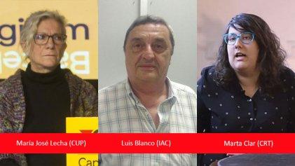 La izquierda y el referéndum catalán: cinco preguntas y tres respuestas