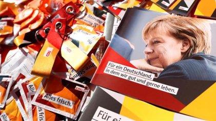 Angela Merkel recargada y la ultraderecha al parlamento