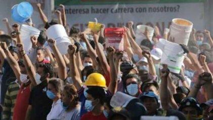 Ante la catástrofe, solidaridad obrera y popular