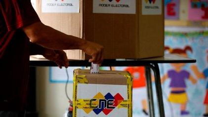 EE.UU. y el presidente colombiano no reconocen resultado de elecciones en Venezuela