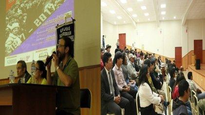 Exitoso seminario internacional en Perú por centenario de la revolución rusa