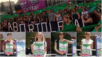 8M: proponen asamblea en Sociales por paro activo y #AbortoLegalYA
