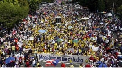 Puerto Rico: maestros van a paro el 19 de marzo contra la reforma educativa
