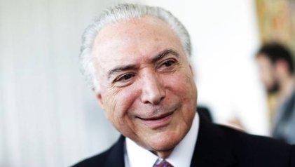 La Justicia federal brasileña pide la libertad de Michel Temer