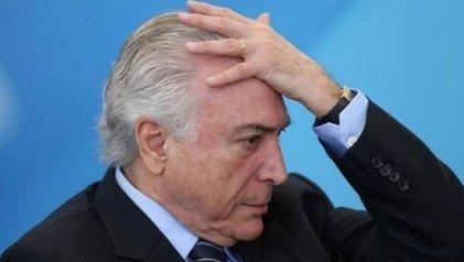 Tribunal brasileño pide que el expresidente Temer vuelva a prisión