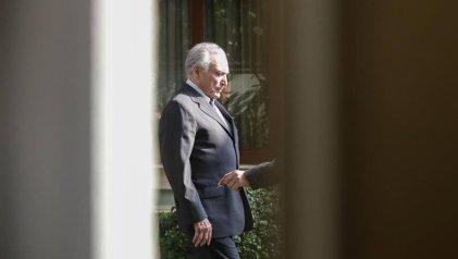 El expresidente Temer vuelve a prisión en Brasil