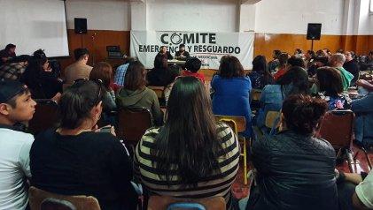 """Antofagasta: Con nuevo comité """"Área Clínica"""" y expandiendose a nuevos sectores culminó una nueva asamblea general del Comité de Emergencia y Resguardo"""