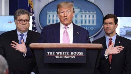 Trump redobla su agresión: anuncia despliegue militar en costas del Caribe y cerca de Venezuela