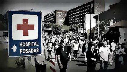 Hospital Posadas: Agrupación Marrón propone una lista unitaria de los sectores combativos