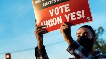 Terminó la votación por un sindicato en Amazon Alabama, pero la lucha recién comienza