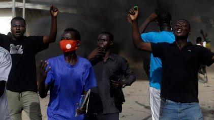 Movilizaciones masivas en Chad contra la junta militar y el imperialismo francés