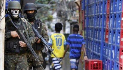 Brasil: abajo la intervención federal, fuera las tropas de Río de Janeiro