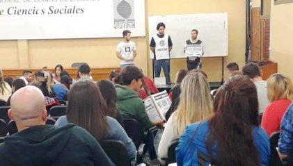 #ParoUniversitario: El peronismo le hace el ole al conflicto docente