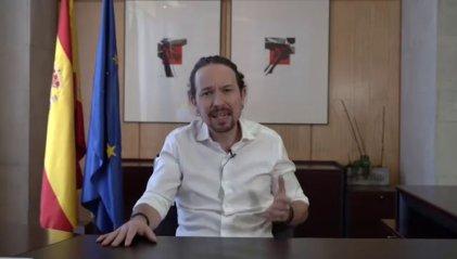 Pablo Iglesias renunció al Gobierno español para evitar una derrota electoral en Madrid