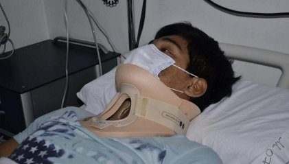 Río Gallegos: un enfermero fue brutalmente golpeado por la policía de Alicia Kirchner