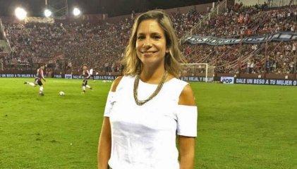 Ángela Lerena será la primera mujer comentarista en TV de los partidos de la Selección