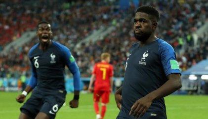 Francia es el primer finalista del Mundial