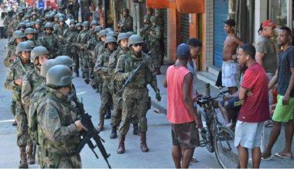 Claves para entender la intervención militar en Río de Janeiro