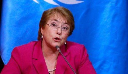 Bachelet confirma viaje a Venezuela: Guaidó y Maduro buscan sacar beneficios de la visita