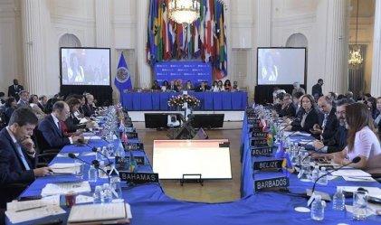 De la mano de EE.UU. la OEA aprueba resolución que busca suspender a Venezuela