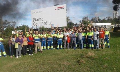 Egger Concordia: persecución gremial y despidos en la industria de la madera