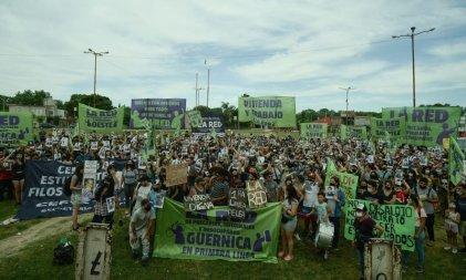 Guernica: asamblea de más de 700 precarizadxs para unir la lucha por vivienda y trabajo