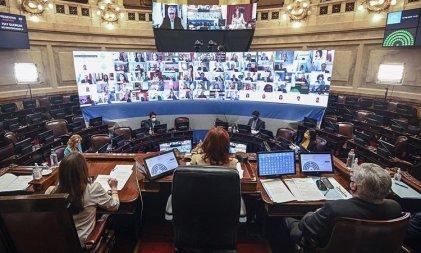 Interna y demagogia: senadores oficialistas piden a Guzmán que no use fondos del FMI para la deuda