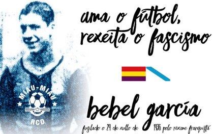 Bebel, el futbolista socialista que orinó ante sus verdugos