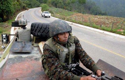 Estado de sitio en Guatemala: represión con excusa de combate al narcotráfico