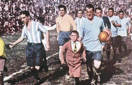 Argentina-Uruguay: a 90 años de la final del primer Mundial de la historia del fútbol