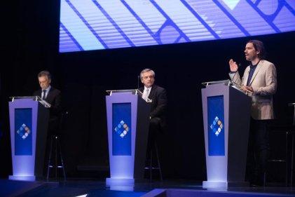 Debate presidencial: diez definiciones claves que dejó la intervención de Del Caño