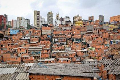 Sin agua: las favelas de San Pablo no tienen con qué enfrentar la pandemia
