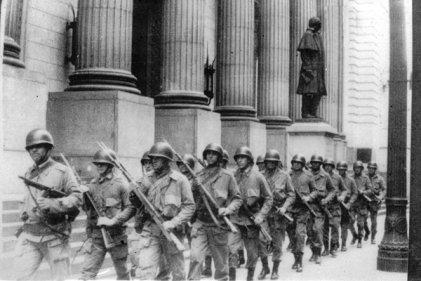Uruguay: un golpe de Estado cívico militar contra el ascenso obrero y popular
