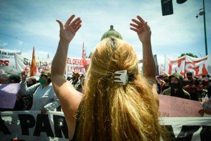 25N: habrá acciones en distintos puntos del país contra la violencia de género
