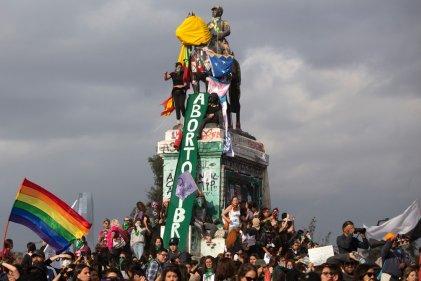 El Congreso de Chile comenzó el debate para despenalizar el aborto