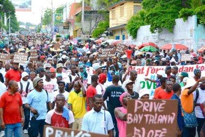 Haití: Crisis política, económica y social