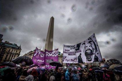 La vida de las mujeres no se negocia: que las centrales sindicales llamen a paro