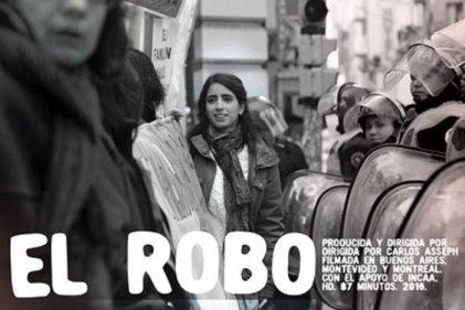 El documental El Robo en internet para que miles lo puedan ver